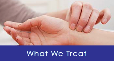 What We Treat - EN